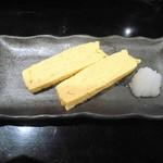 魚や一丁 - 玉子焼き