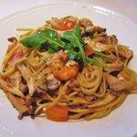 サヴィニ - 季節のスパゲッティー