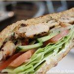 エーエス クラシックス ダイナー - サンドも美味しい!