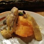 まるもと - 牡蠣は北海道仙鳳趾