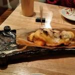 まるもと - 牡蠣と安納芋のグラタン