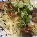 京とんちん亭 - 地鶏焼き