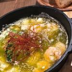 肉×野菜バル WTe - 海鮮アヒージョ