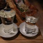 元祖北海魚串 がりや - 日本酒