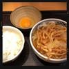 瀬戸うどん - 料理写真:卵かけご飯朝食 300円
