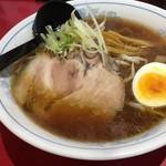 福助 - 料理写真:醤油ラーメン