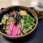 食事の店 ふじの - 料理写真: