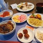 98504050 - 朝食バイキング1,200円