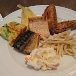 98504055 - 朝食バイキング1,200円