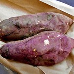 いっぺこ~と - 料理写真:焼き芋