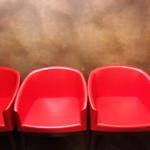 98504448 - 待合席の椅子ですら可愛い* ੈ✩‧₊˚