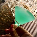 98504451 - 楊貴妃、私の1番好きなカクテル。カクテルグラス大きめのサイズでステキです!