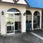 レストラン ふくしん - 店舗入り口