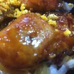 鰻の名店割烹 松の家 - 牡蠣アップ