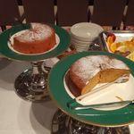 オークラレストラン スカイキャロット - ケーキ