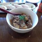 梗絲 - 牛スジ煮込み