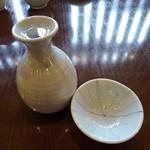 梗絲 - 日本酒熱燗(山車)