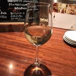 ビストロ カルネジーオ - 白ワイン カタラット