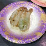 金沢まいもん寿司 - がすえび。金沢まいもん寿司イオンモールナゴヤドーム前店