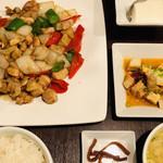 四川雅園 - 肉料理