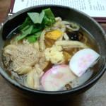 吾妻 - 料理写真:ささめうどん(700円)