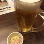 ホテルルートイン - 料理写真:お疲れ様です(^-^)…お通しも付きます♪