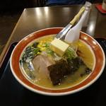 えぞっこ - 札幌ラーメンの定番 ◆ バターコーンラーメン