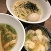 中華soba いそべ - 料理写真:特製白醤油つけそば+味玉