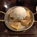 星乃珈琲店 - フレンチトースト ‥630円