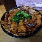 98519821 - 豚丼(大)  810円