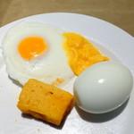ヴィラッツァ - 朝食ビュッフェ1,836円、玉子系
