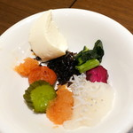 ヴィラッツァ - 朝食ビュッフェ1,836円、漬け物系