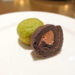 ヴィラッツァ - 朝食ビュッフェ1,836円、デザート