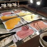 ヴィラッツァ - 朝食ビュッフェレーン
