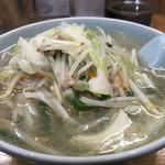 中華飯店青柳 - タンメン