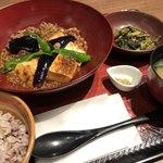 大戸屋 - コクうま麻婆豆腐定食
