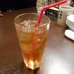 居酒屋 一休 - ウーロン茶