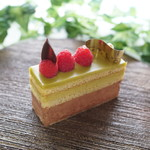 ショコラティエ パレ ド オール - シシリアン(600円)