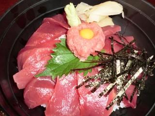 寿司割烹 豊魚 - 鉄火丼