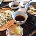 蕎麦や 口福 - ランチ