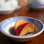中国家庭料理 MAO - ラディッシュの漬物
