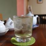 中国家庭料理 MAO - 奄美大島産 黒糖 まんこい 30度 ロック
