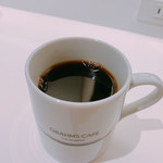 グラムズカフェ - 本日のコーヒー Sサイズ 税抜280円