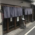 手打蕎麦 ちりん - 武蔵小山駅の北側