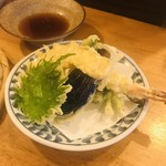 手打蕎麦 ちりん - 天ぷら