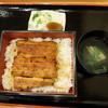 とらじろう - 料理写真:うな重(上、2550円)