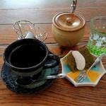 ザ ロケット カフェ - オリジナルブレンドコーヒーとシフォンケーキ