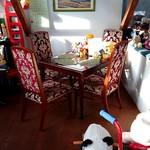 ザ ロケット カフェ - 2階テーブル席③