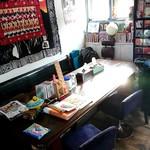 ザ ロケット カフェ - 1階テーブル席②
