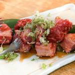 マルタケ - 料理写真:まるたけカルビ